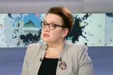 Minister edukacji Anna Zalewska na antenie Polsat News stwierdziła, że nie z nią powinni szczegółowo negocjować protestujący nauczyciele.