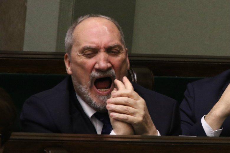 Antoni Macierewicz dostał nową funkcję  – został szefem podkomisji smoleńskiej.