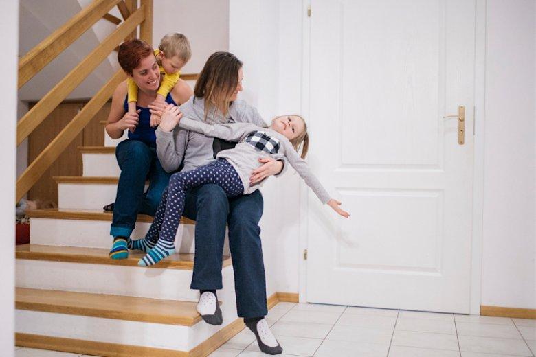 Rodzina Ani może czuć się u niej jak u siebie. To tu co roku rozgrywa się wielopokoleniowy turniej pingpongowy.