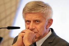 Prezes NBP Marek Belka oraz minister finansów Mateusz Szczurek będą rozmawiać z bankowcami o sytuacji osób, które spłacają kredyt we frankach