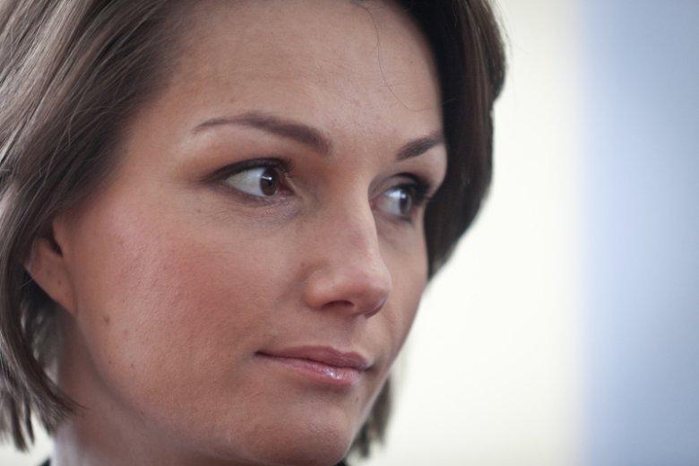 Jagna Marczułajtis przez jedną kadencję była posłanką Platformy Obywatelskiej.