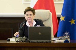 Beata Szydło zapowiedziała przegląd ministerstw i przedstawienie planu na najbliższy rok.