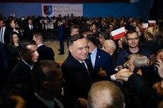 Andrzej Duda jako prezydent był w każdym polskim powiecie.