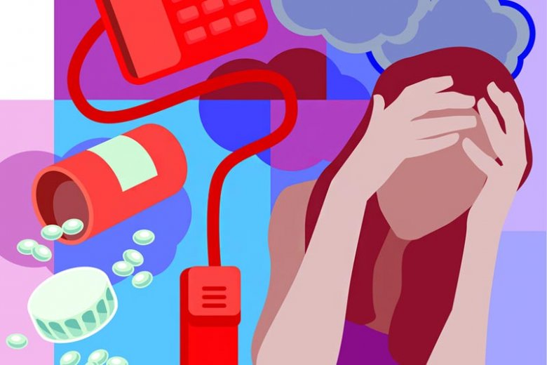 Leki na stres reklamowane w telewizji mogą komuś pomóc? Psychiatrzy ostrzegają przed ich stosowaniem.