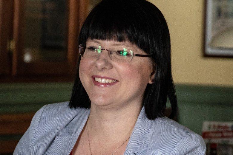 Kaja Godek skrytykowała prezydent Słowacji.