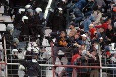 Zamieszki podczas jednego derbowego meczu między Wisłą a Cracovią