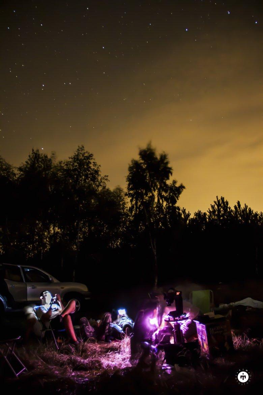 Noc Spadających Gwiazd, rok temu gdzieś w Wielkopolsce