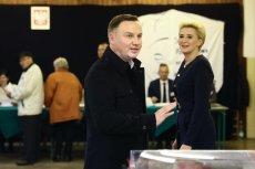 Andrzej Duda liderem w nowym sondażu, ale nie wygrałby w pierwszej turze.