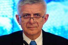 Marek Belka na cele reprezentacyjne jako prezes NBP wydaje znacznie mniej niż robili to Sławomir Skrzypek czy Leszek Balcerowicz