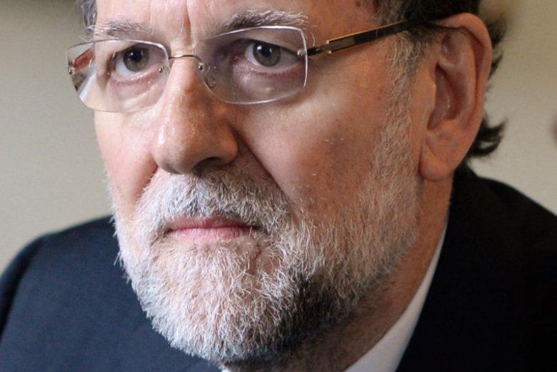 Mariano Rajoy jest szefem Partii Ludowej w Hiszpanii.