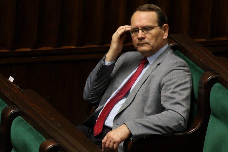 Eugeniusz Kłopotek uważa, że Andrzej Duda źle rozegrał sprawęreform sądów.