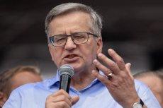 """Były prezydent uważa, że KE uzyskała w wyborach do PE """"wspaniały wynik""""."""
