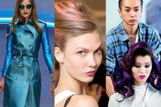 Trendy tej wiosny to głównie dużo koloru we włosach i neonowe  ubrania