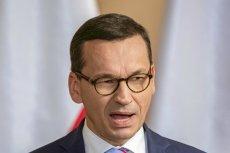 Mateusz Morawiecki przyznał po spotkaniu z Małgorzatą Gersdorf, że rozmowa była sympatyczna, ale nie zapadły żadne ustalenia.