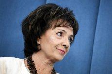 Elżbieta Witek, rzecznik prasowa PiS.