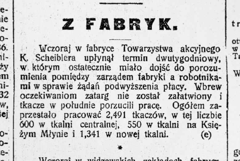 Z FABRYK 28.VI.1913