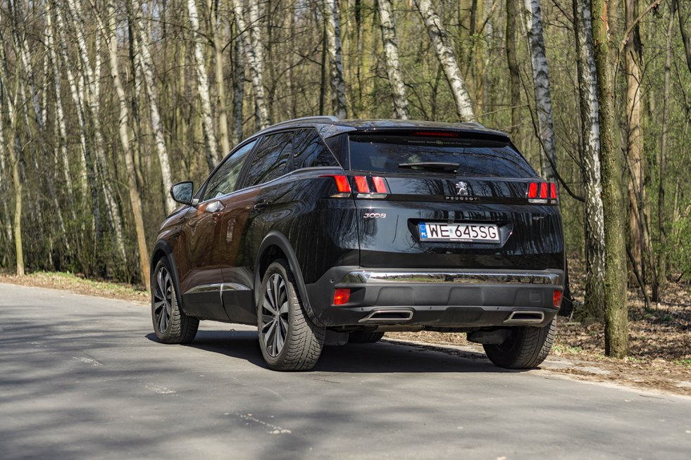 Peugeot 3008 to jeden z ładniejszych SUV-ów na rynku.