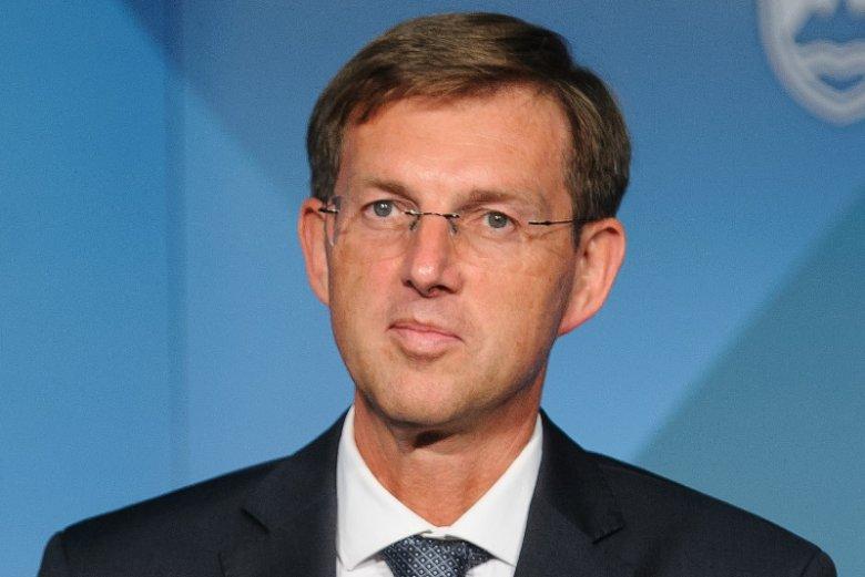 Miro Cerar założył swoją partię na kilka tygodni przed wyborami i wygrał.
