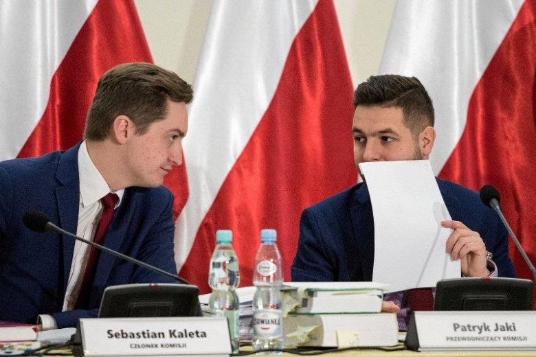 """Patryk Jaki weźmie się za Olejnik i Jaruzelską? Jak pisze """"SE"""", chodzi o kamienicę blisko rządowych budynków, w której obie panie posiadają apartamenty."""