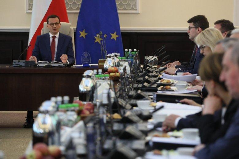 Mateusz Morawiecki ma mieć większą autonomię w konstruowaniu przyszłego rządu, o ile PiS wygra wybory.