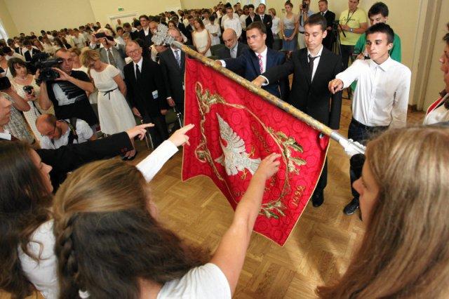 Uczniowie LO im. Stanisława Staszica w Warszawie nie zgodzili się na wysłuchanie prelekcji Tomasza Terlikowskiego.