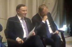 O czym rozmawiali Andrzej Duda z Donaldem Tuskiem?