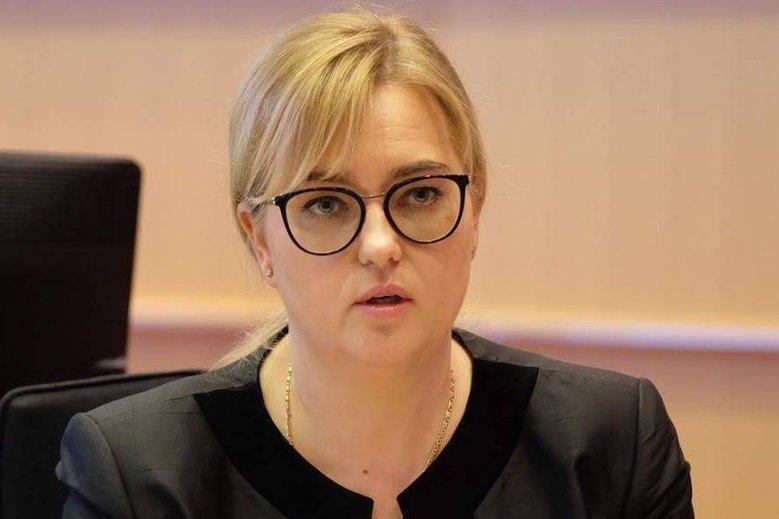 Magdalena Adamowicz wygrała wybory w Gdańsku.