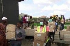 Szef Światowego Programu Żywnościowego przestrzega przed pandemią głodu.
