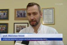 To nie prof. Stanisław Góźdź z Kielc chwalił w TVP zmiany wprowadzane przez PiS.
