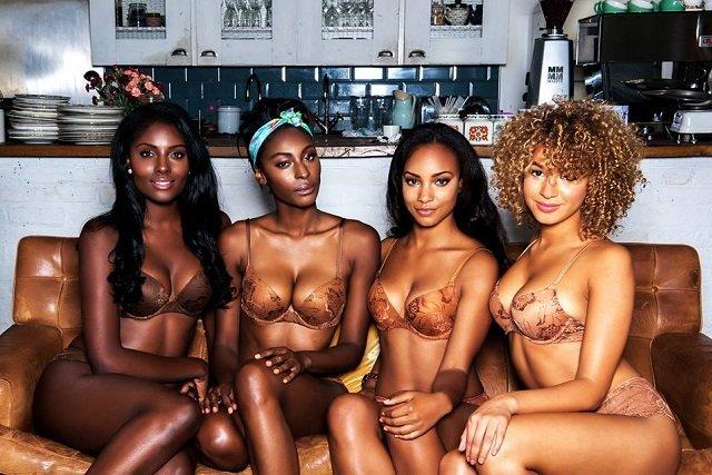 """Nubian Skin to marka, która robi prawdziwą bieliznę """"nude""""."""