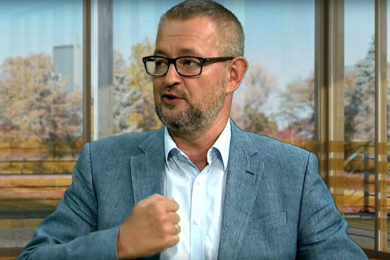 Rafał Ziemkiewicz w ostrym tonie wypowiedział się o opozycji.