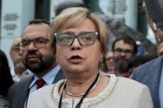 Prof. Małgorzata Gersdorf zaapelowała do Unii Europejskiej.