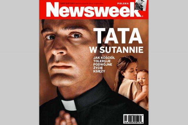 """Okładka nowego """"Newsweeka"""""""