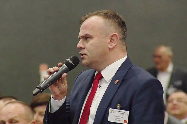 Karol Rajewski w rozmowie z Radiem Zet przyznaje, że nie boi się kontroli finansów gminy