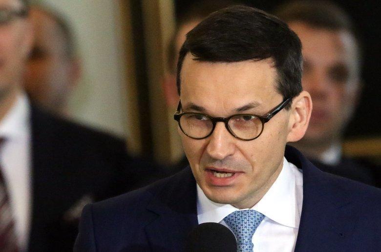 Premier Mateusz Morawiecki wytknął korupcję Czechom, Węgrom, Bułgarii i Rumunii.