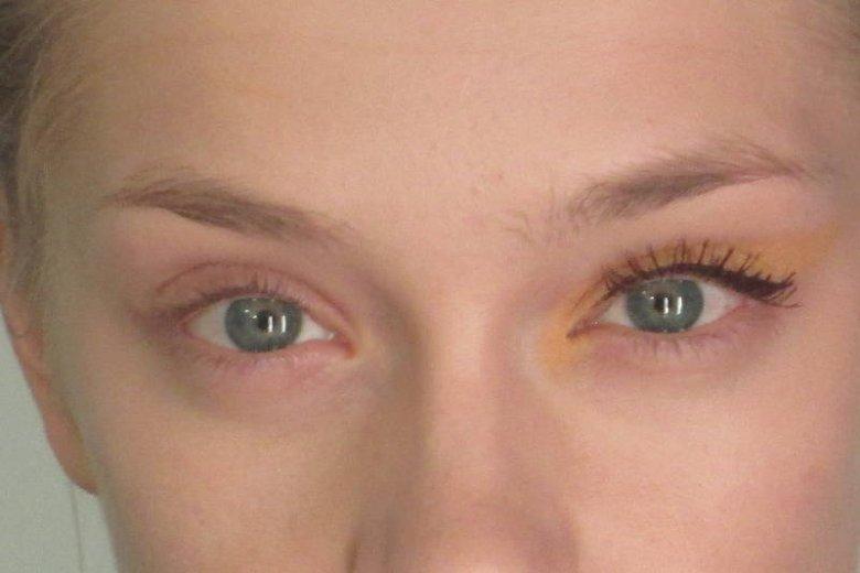 Żółcień w roli głównej, prezentacja Chanel