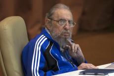 To ostatnie oficjalne zdjęcie Fidela Castro. Pochodzi z kwietnia 2015 roku.