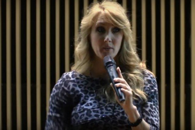 Rebecca Kiessling to amerykańska działaczka lobbująca na rzecz delegalizacji przerywania ciąży.