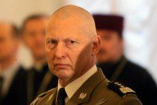 Generał Mirosław Różański krytykuje zmiany w polskiej armii.