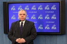 Jacek Sasin najwyraźniej oczekuje, że mieszkańcy Warszawy i okolic dadzą specjalne upoważnienie samorządowcom do sprzeciwienia się projektowi dużej Warszawy PiS.