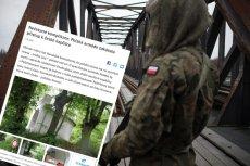 """Polscy żołnierze """"zajęli"""" kapliczkę w Czechach."""