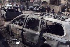 W Bagdadzie od lat wybuchają bomby. Tylko w tym miesiącu zginęły setki ludzi.