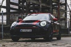 Mini John Cooper Works Clubman to wyjątkowo szybkie auto.