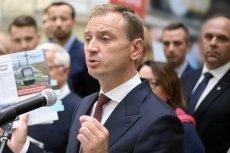 Sławomir Nitras to kandydat PO na prezydenta Szczecina. Radio Szczecin podaje, że doprowadził do kolizji autobusu i wszczął awanturę.