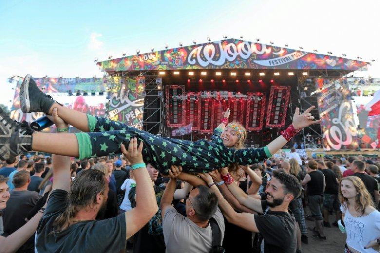 Przystanek Woodstock od 2018 roku ma nazwę Pol'and'Rock Festival.