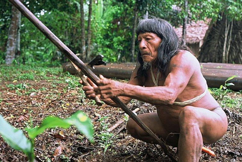 Dziadek Dzidek - najlepszy producent dzid w pn-wsch Ekwadorze