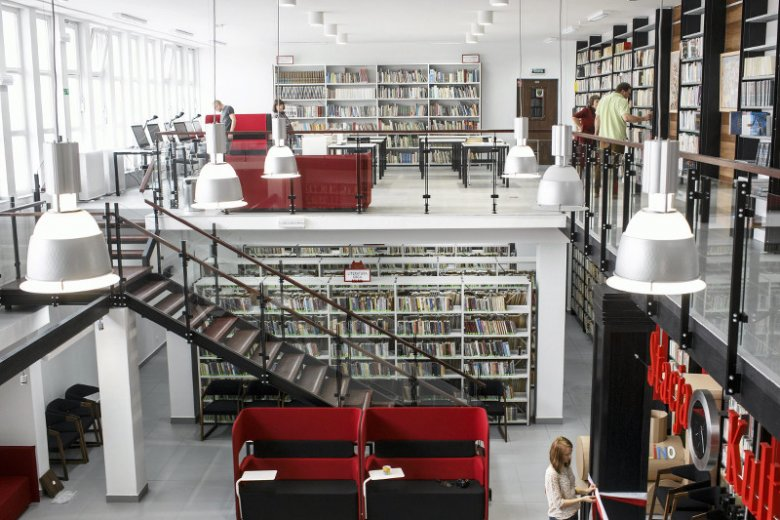 Biblioteka w Rumii