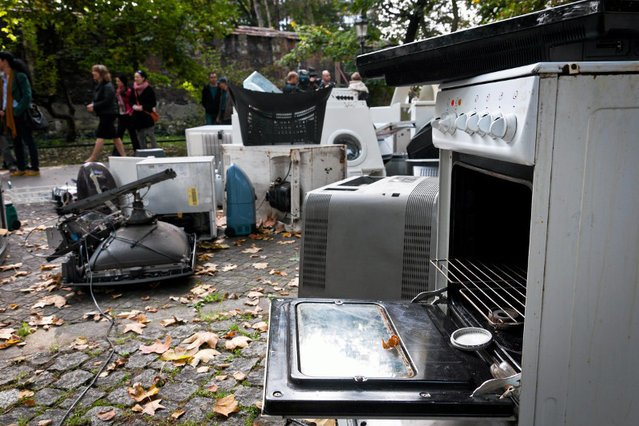 Elektrośmieci to dla Polski naprawdę poważny problem