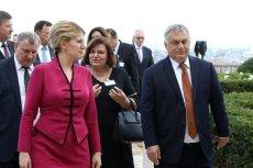 Prezydent Słowacji skrytykowała rządy Orbana. Dostało się przy okazji też Polsce.