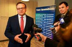 Poseł PiS Marek Matuszewski nie chciał dzielić się z lokalnymi dziennikarzami szczegółami awantury, mówiąc, że to wewnętrzna sprawa partii.